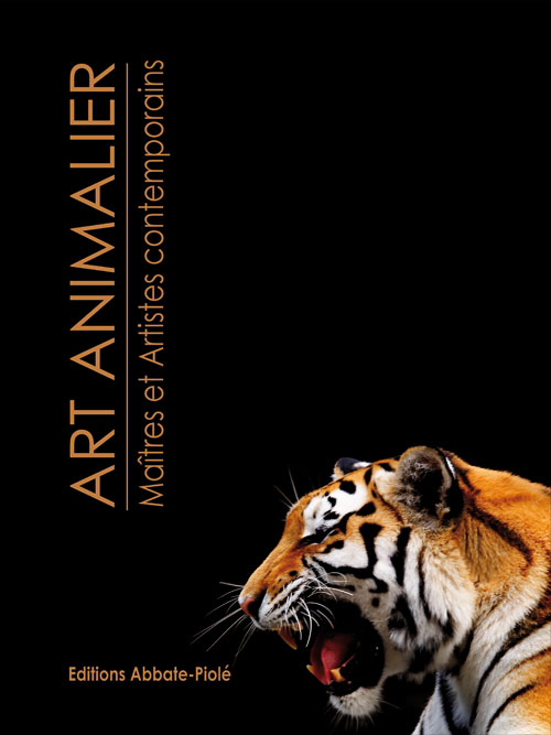 La collection Art Animalier aux Editions Abbate-Piolé