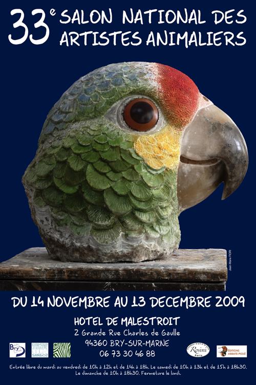 Le Salon Animalier de Bry sur Marne 2009