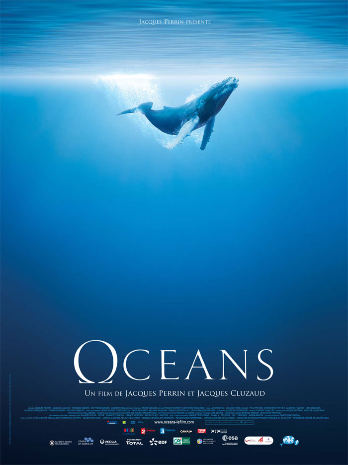 Actualités cinéma : Océans de Jacques Perrin