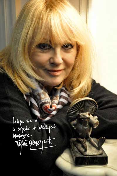 Interview exclusive : Mylène Demongeot