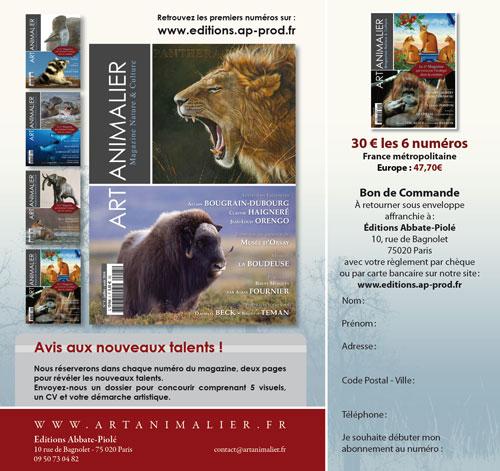 Le magazine est désormais uniquement disponible sur abonnement